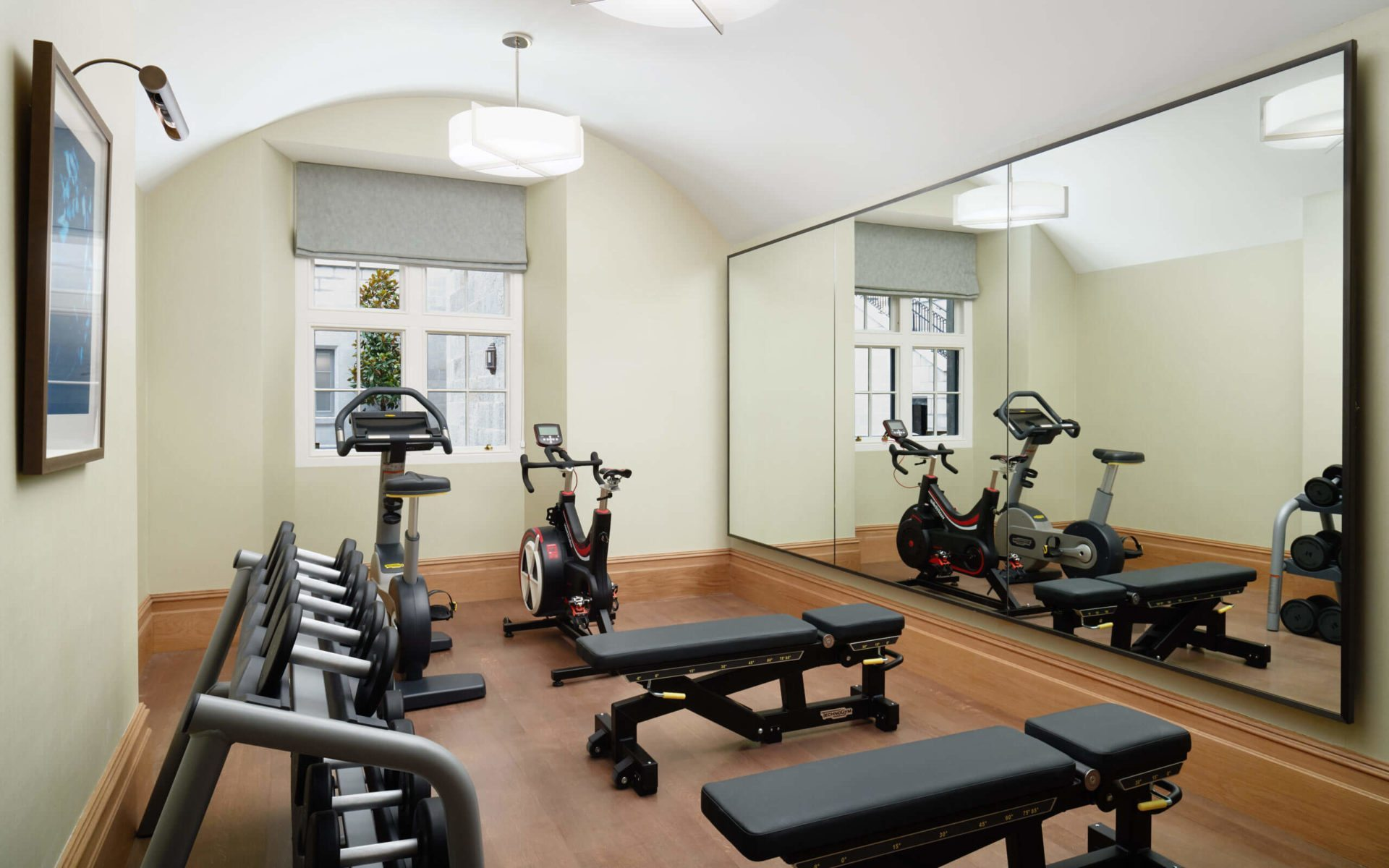 Adare Manor Hotel & Golf Resort (gym)