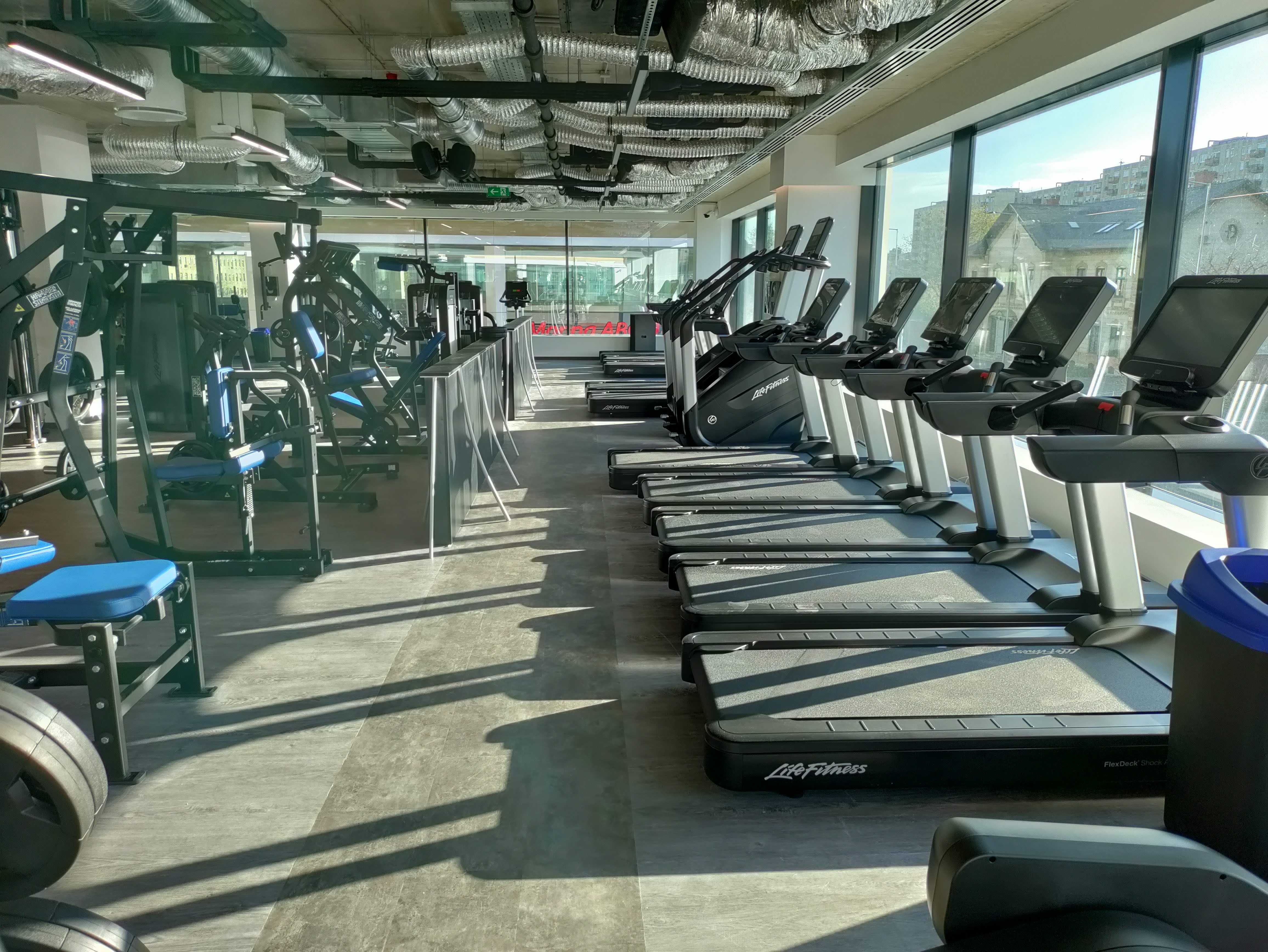 AppIn Gym (interior)